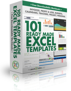 FREE 101 Ready Made Excel Templates